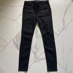 Jagger Skinny Vigoss Black Jeans